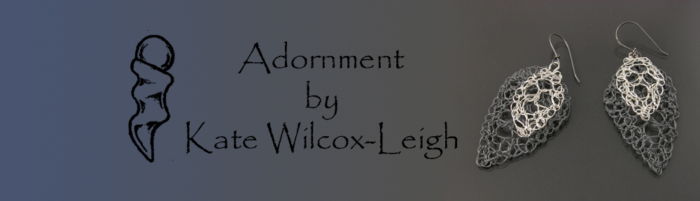 Adornment by Kate Wilcox-Leigh