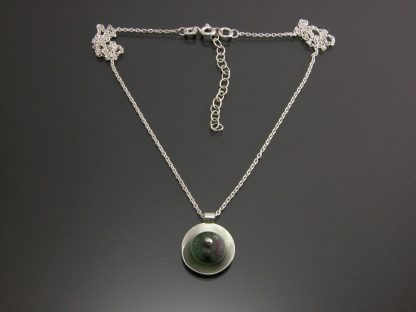 Kate Wilcox-Leigh Gem Spotlight necklace sterling ruby zoisite 2018030